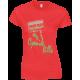 Black Logo (womens) Pink T-shirt