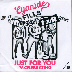 Just For You Tour 7 Inch