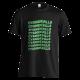 White/Green Multilogo T-shirt