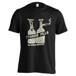 The Famous Molotov T-shirt